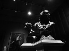 Facing (drager meurtant) Tags: classical sculpture national portrait gallery london