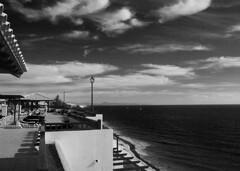 Hotel Magic Live Fuerteventura (EdgarJa) Tags: spain espania spanien kanaren canarias fuerteventura hotel sunbeds strand meer mar sea clouds wolken playa esquinzo