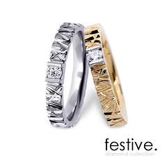 Kestävää iloa kantajalleen kotimaisilla Festive-timanttisormuksilla