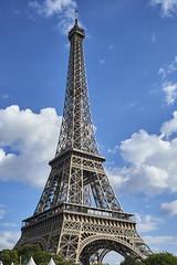 Torre Eiffel desde el Sena (CarlosJ.R) Tags: eiffel francia pars sena torreeiffel
