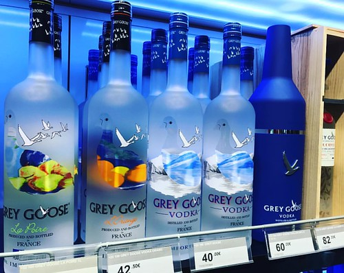 #greygoose #vodka #my #favorite