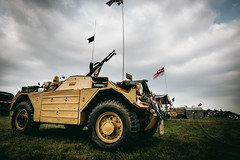 Military Vehicle (technodean2000) Tags: military vehicle wings wheels nikon d610 lightroom uk top gear test track outdoor car