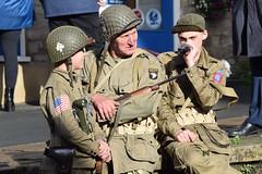 DSC_0392a (robindefoe2009) Tags: nymr wartime weekend 1940s heritage steam railway north yorks moors pickering levisham le visham goathland grosmont whitby stockings military reenactment reenactors