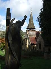 Holy Trinity church grounds (cuthbert25) Tags: holy trinity church westcott surrey frances amelia wills memorial