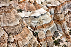 tentrocks (jamesg1545) Tags: newmexico tentrocks nationalmonument geology strata colors