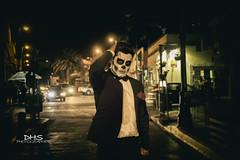 Dario Sesin de Fotos (DHS PHOTOGRAPHER) Tags: atlixco night puebla mxico calavera catrin