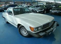 Mercedes-Benz - 380 SL - 1982  (saudi-top-cars) Tags: