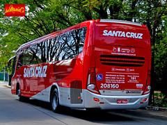 Viação Santa Cruz (busManíaCo) Tags: marcopolo paradiso g7 1050 scania k360ib 4x2 rodoviário rodoviáriadotietê busmaníaco bus buses 公共汽车