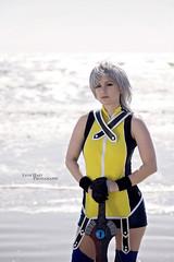 Riku - Kingdom Hearts (Lyon Hart Photography) Tags: cosplay cosplaygirl cosplayphotography kawaii galveston onicon 2016 riku kingdomhearts hearts disney square squareenix jrpg rpg outdoor