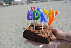 Happy birthday brownie (Like_the_Grand_Canyon) Tags: san diego coronado usa