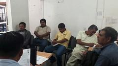 Reunión en #Tehuantepec con dependencias del Sector Agrario y el órgano de representación de San Lucas Ixcotepec #Oaxaca (2)
