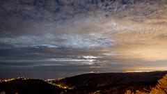 Laguna Canyon Top (fractalife8) Tags: 2016 70d apsc california californialove canon70d clouds longexposure longshutter manfrotto manfrottotripod mountains newportbeach nightphotography slowshutter tokina tokina1120 wideangle