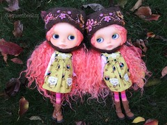 Esme and Flora