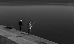 The Fisherman (Kool Cats Photography over 8 Million Views) Tags: fisherman water lake oklahoma ef24105mmf4lisusm canoneos6d