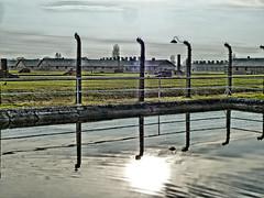 Birkenau (tobymeg) Tags: birkenau poland camp fence wire panasonic dmctz10