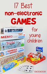 17 best NON-electonic games for young children (cucicucicoo) Tags: play playing game games nonelectronic kids kid child children memory candyland chutesandladders guesswho uno crazyeights crazy8s gofish oldmaid tombola pictureka battleship