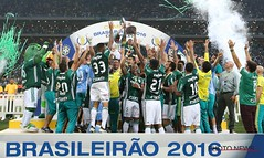 SOCCER : Palmeiras 9 th Title of Champions - Sao Paulo - 11/27/2 (ludo.coenen5) Tags: 2016 2017 sport foot football bresil palmeiras chapecoense titre champion bresilien saopaulo