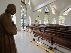 PIETY (PINOY PHOTOGRAPHER) Tags: maco compostela valley mindanao statue philippines asia world