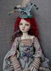 Momo by Dollstown, OOAK Val Zeitler (PrimaVera_ ) Tags: momobydollstown ooakvalzeitler momo dollstown