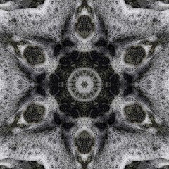 Kaleido Abstract 1553 (Lostash) Tags: art patterns symmetry shapes textures kaleidoscopes abstract nature flora