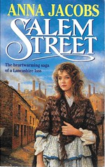 "BOOK 41 (Owlet2007) Tags: salem street ""anna jacobs"" 1820 lancashire mill life love family death trauma service dreams ""25 book challenge"""