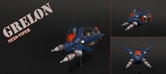 """""""Grelon"""" Nexo-Viper (Shamisenfred) Tags: vv starfighter nexoknight lego"""