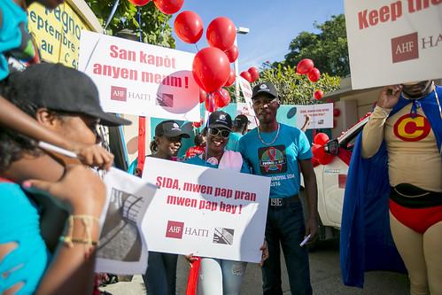 WAD 2016: Haiti