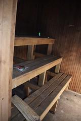 DSC_0688 (Unknown Explorer from Finland) Tags: hyltty kirkkonummi urbanexploration abandoned finland sauna suomi