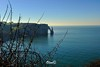 Aval Cliff Etretat (Olivier@6) Tags: falaises cliffs etretat normandy normandie rocks rochers france nikond700 ocean ciel sky