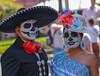 Catrinas en Coyoacan 101 (L Urquiza) Tags: catrina catrinas mexico city ciudad conozcan día de los muertos tradicion