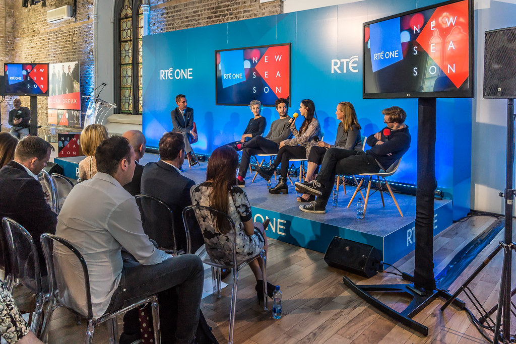 RTE's WINTER SEASON LAUNCH [SMOCK ALLEY THEATRE] REF-107040