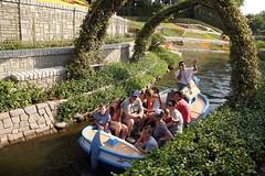 Storybook Land Canal Boats in Disneyland (GMLSKIS) Tags: california disneyland disney amusementpark anaheim storybooklandcanalboats