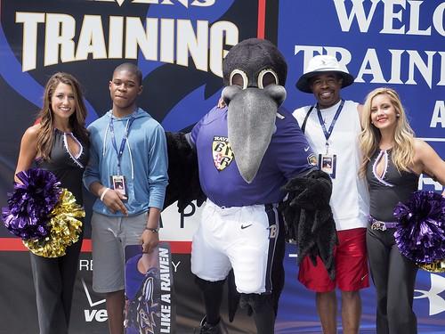 2015 Baltimore Ravens Training Camp