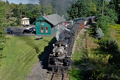 Nickel Plate 765 @ Cresco, Pa. (Twenty17Teen Photography) Tags: trains steam steamengine railroads nickelplateroad steamlocomotive nickelplate railroadphotography trainphotos railroadphotos railroadimages