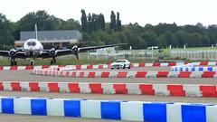 28.8.2011 125 Jahre Mercedes Benz Berlin Tempelhof (rieblinga) Tags: movie mercedes benz flughafen rennen amg motorsport tempelhof 125 jahre 2882011