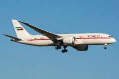 Abu Dhabi Amiri Flight Boeing 787-8 A6-PFC (AirlineFlyer) Tags: flight jfk boeing abu dhabi amiri 7878 a6pfc