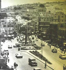 ساحة فيصل - عمان -قديما (صور الأردن) Tags: amman وسط عمان البلد فيصل ساحة الملك الاردن