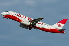 RA-89008 Red Wings Sukhoi SSJ-100-95B Superjet 100 (RRJ-95B)