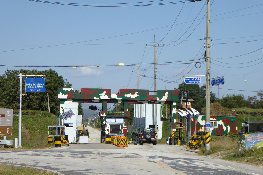 DMZ Checkpoint