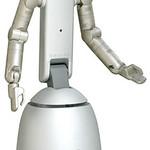 サービスロボットの写真