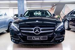 Mercedes-Benz C 220 BT - (205) - Avantgarde - Negro Obsidiana - Piel Negra
