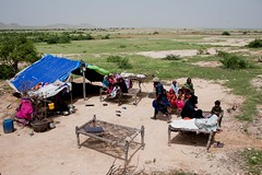 09(17) (( Voice Nature. )) Tags: homes pakistan tents risk flood relief supplies population emergency sindh floods babar unhcr displaced 2011 thatta arbabobhayobabar kandero namedbai tandohafizshah