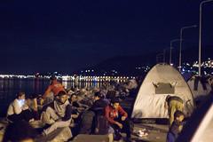 Lesbos_2015-5253 (kentkessinger) Tags: sea afghanistan kara turkey island kent refugee rubber greece human journey syria immigration lesbos crisis iraqi unhcr syrian response smugglers smuggling ayvalik migrant tepe 2015 kessinger dhingys