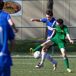 Petone FC v Victoria University 1