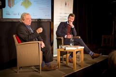 Michael Billington with Alex Clifton (Mark Carline) Tags: cheshire chester simonhughes chesterperforms michaelbillington alexclifton chesterlitfest