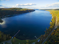 Keuka (Matt Champlin) Tags: autumn ny fall rural colorful aerial foliage fingerlakes hammondsport keuka drone keukalake dji champlinbeach dronephotography djiphantom3