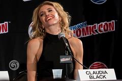 Claudia Black (gt.photo) Tags: newyork containment claudiablack nycc newyorkcomiccon nycc2015 containmentpanel