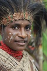 Kosua Woman in Seane Village