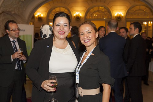 ACI ASQ Forum Madrid 2015 - Gala evening