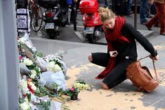 Paris Shootings : The day after (mayanais) Tags: paris france november13 shooting petit carillon 1113 bataclan 1311 vendredi13 cambodgien 13novembre